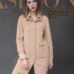 自由衣度潮流时装品牌折扣女装批发品牌女装折扣尾货走份批发一手货源