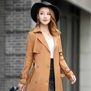 17年新款风衣品牌折扣女装防风雨保暖防寒折扣品牌女装批发