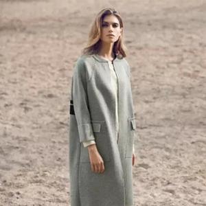 都蘭品牌秋冬高端精品棉麻女装外套品牌折扣女装批发